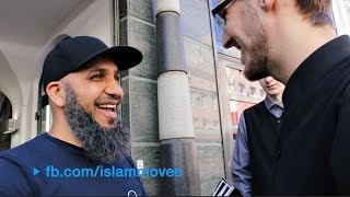 Muslim schockiert christlichen Missionar 2/2 | 👥 DIALOG #17