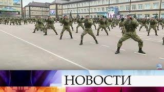 Звездный десант Первого канала высадится на территории Рязанского училища ВДВ.
