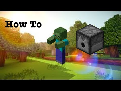 ✔️Minecraft How to build a Zombie wave system|Ps4|Ps3|Xbox 360|Xbox one|
