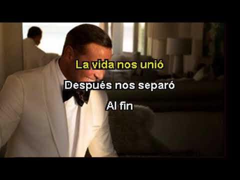 ¿Porqué Te Conocí? - Luis Miguel Karaoke