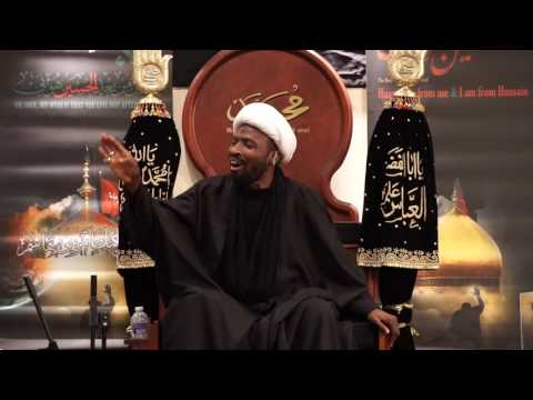 10 - Inner peace and stress (depression) in facing challenges– Sheikh Nuru Muhammed
