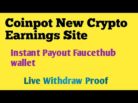 Coinpot Earn Free BTC,LTC,BCH,Bitcore, Without invest|Instant Payout Proof