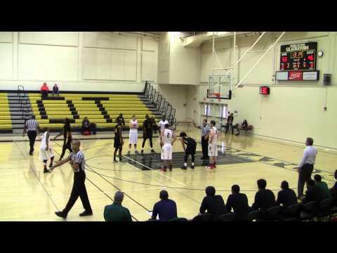 Feather River College vs. De Anza College Men's Basketball Full Game 11-14-15