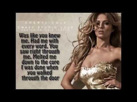 Cheryl Cole  Crazy Stupid Love ft Tinie Tempah LYRICS