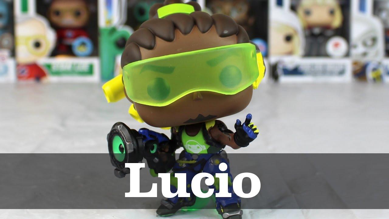 Lucio Pop Vinyl Figure NEW Funko Overwatch