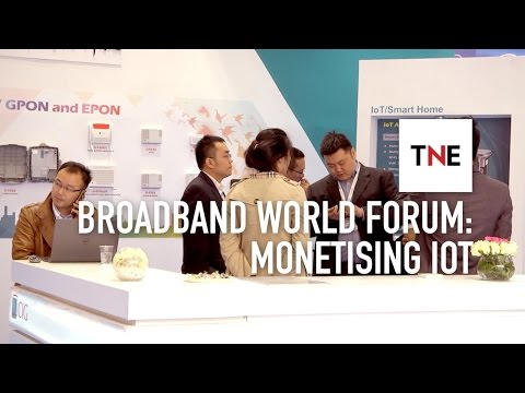 Broadband World Forum 2015: Can the Internet of Things be monetised? | The New Economy