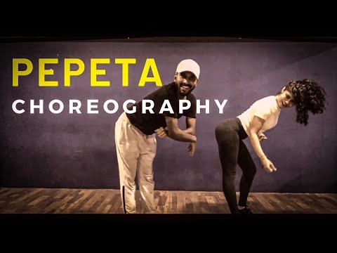Pepeta | Nora Fatehi | Ray Vanny | Dance Choreography | Sherry Sharma | Ajay Parche