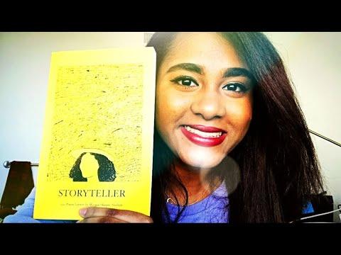 Storyteller by Morgan Harper Nicols Book Review