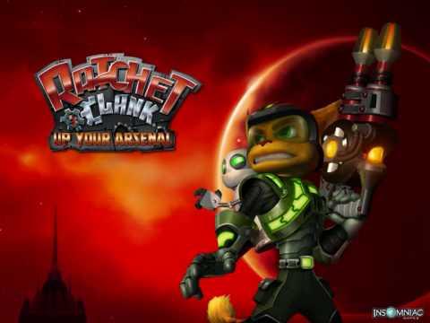 Ratchet & Clank 3 OST - Control Room/Momma Tyhrranoid