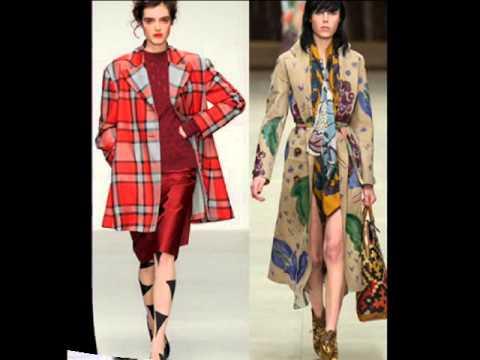 Модное женское пальто Осень Зима 2016 2017 фото