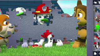 PAW PATROL PUZZLE GAMES FOR KIDS