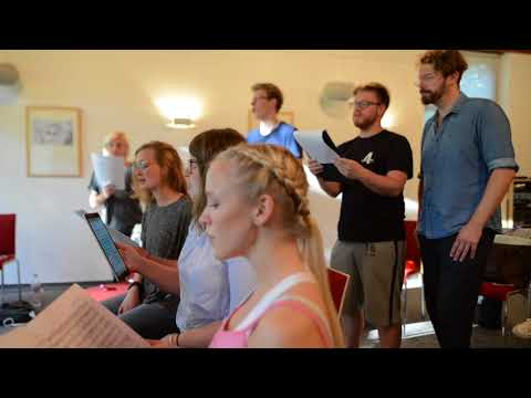 The Musical Experience 2017 - Videoblog Teil 1: Gesangsprobe