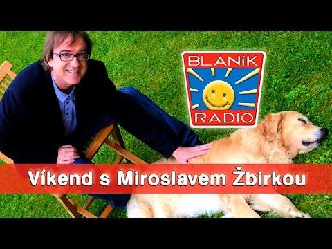 Miroslav Žbirka na Rádiu BLANÍK