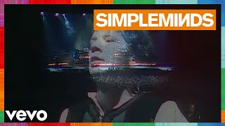 Simple Minds - Ghostdancing