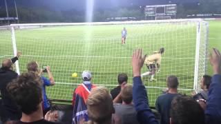 FC Udfordringen - Virum Sorgenfri 6-5 efter straf.
