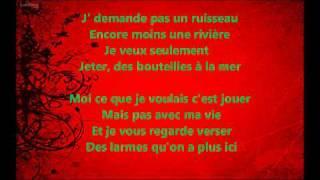 Faire des Ricochets - Paris Africa - Paroles (lyrics)