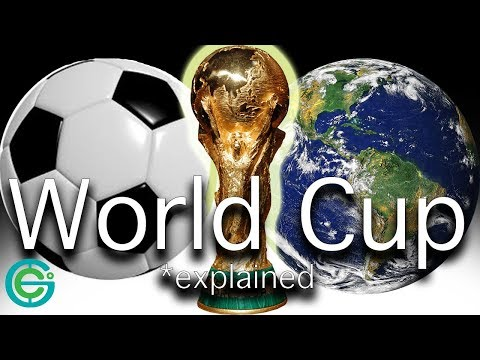 The WORLD CUP explained by an American Geography Now!
