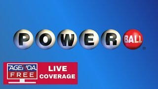 $470 Million Powerball Drawing - LIVE COVERAGE 10/20/18