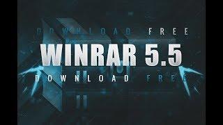 Download WinRAR 5.5