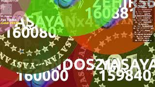 AGARZ FFA 72 REKOR SKOR 4.6 YKZ CLAN AGARZ FFA 72 REKOR SKOR 4.6 YK...
