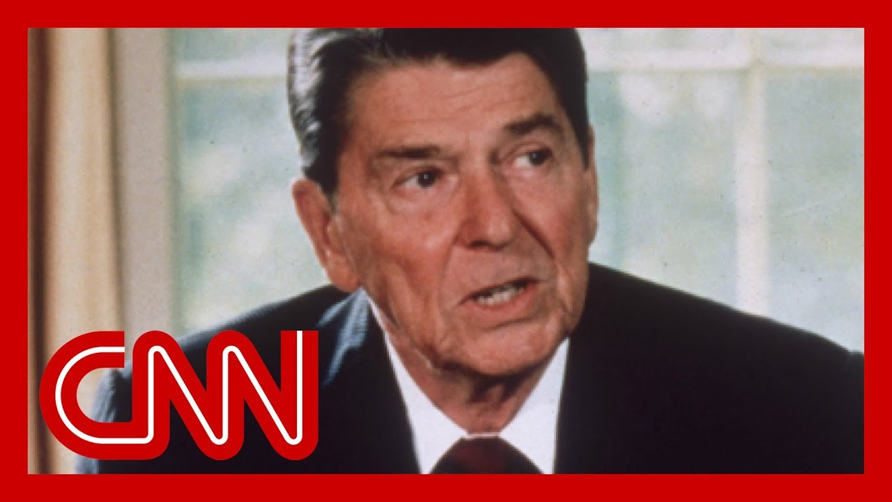 Released tape shows  Ronald Reagan using racist slur against African Delegates