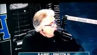 BobsBlitz.com ~ Mike Francesa has no idea how Amy Trask handles any personnel