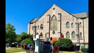 February 21 Worship  @ Royal Oak Salvation Army