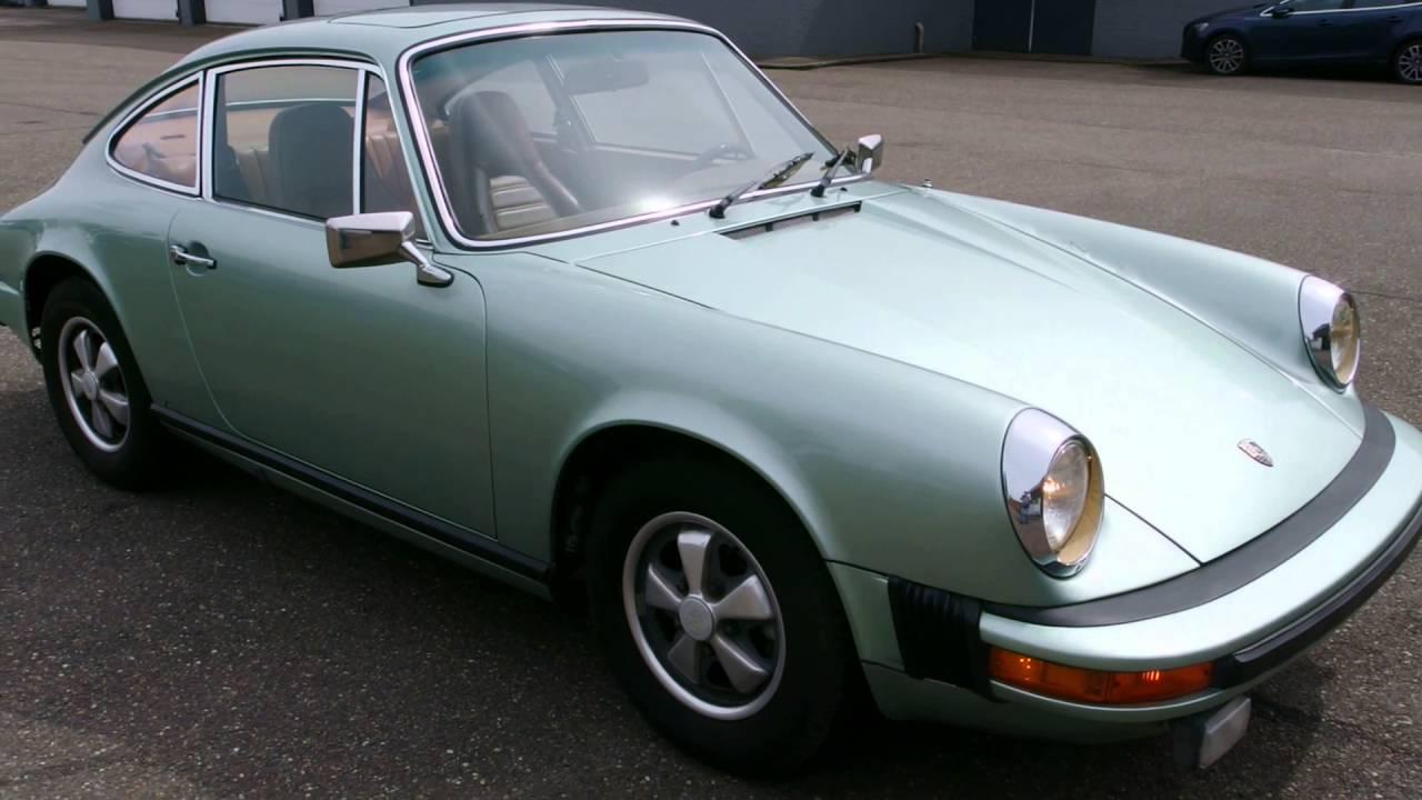 Porsche 912E 1976 For Sale @ VEMU Cars ( PO16651 ) - YouTube