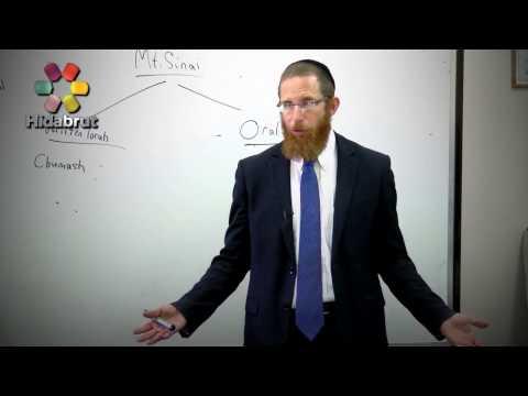 Tannaim, Amoraim & Rishonim - Rabbi Yaakov Lynn