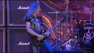 Saxon - Wheels of Steel [Live @ W:O:A 2014]