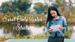 Video Virgoun - Surat Cinta Untuk Starla (Cover by Fadlan Arif) #Teal&Orangecolorgrading download MP3, 3GP, MP4, WEBM, AVI, FLV Maret 2018