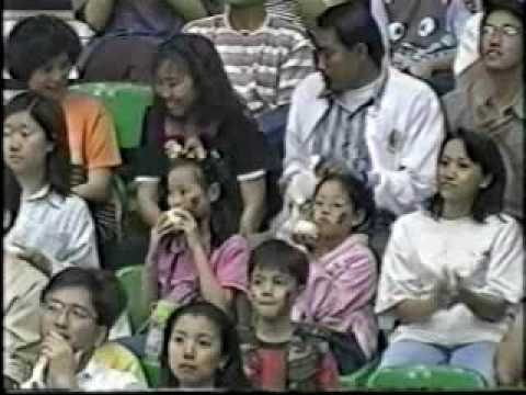 1998 Asian Games Women's Artistic Gymnastics Beam Final