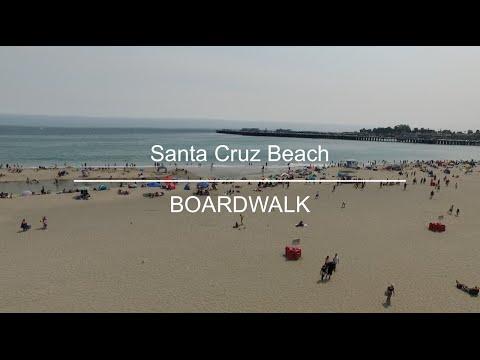 Santa Cruz Beach Boardwalk: SU MİS GİBİ KANKA GELSENE