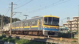横浜高速鉄道Y000系4両編成(子供の国⇒恩田)