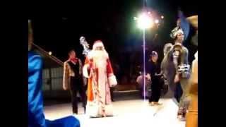 Новогоднее представление в цирке на пр. Вернадского