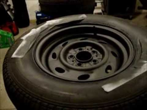 Blackout Rims 2005 Ford Ranger - YouTube