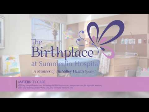 Tour the Birthplace at Summerlin Hospital