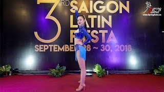 Nuno - Salsa Solo Performance @ Saigon Latin Fiesta (Sep 29th, 2018)
