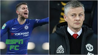 "Chelsea vs. Manchester United Preview: Jorginho ""a liability"" & Solskjaer's massive test 