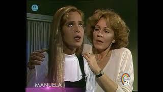 """🎭 Сериал """"Мануэла"""" 218 серия, 1991 год, Гресия Кольминарес, Хорхе Мартинес"""