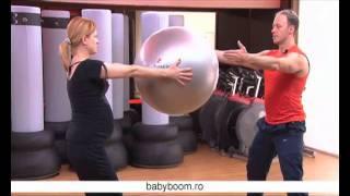 gimnastică în varigii pentru femeile însărcinate)