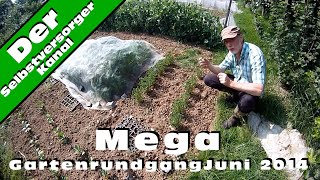 Mega Gartenrundgang Juni 2014