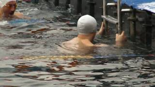 2010 World Winter Swimming Championships, 25 m Breaststroke, Men F