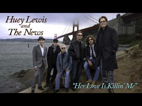 Don Action Jackson - Hear The New Huey Lewis & the News Song Her Love Is Killin' Me