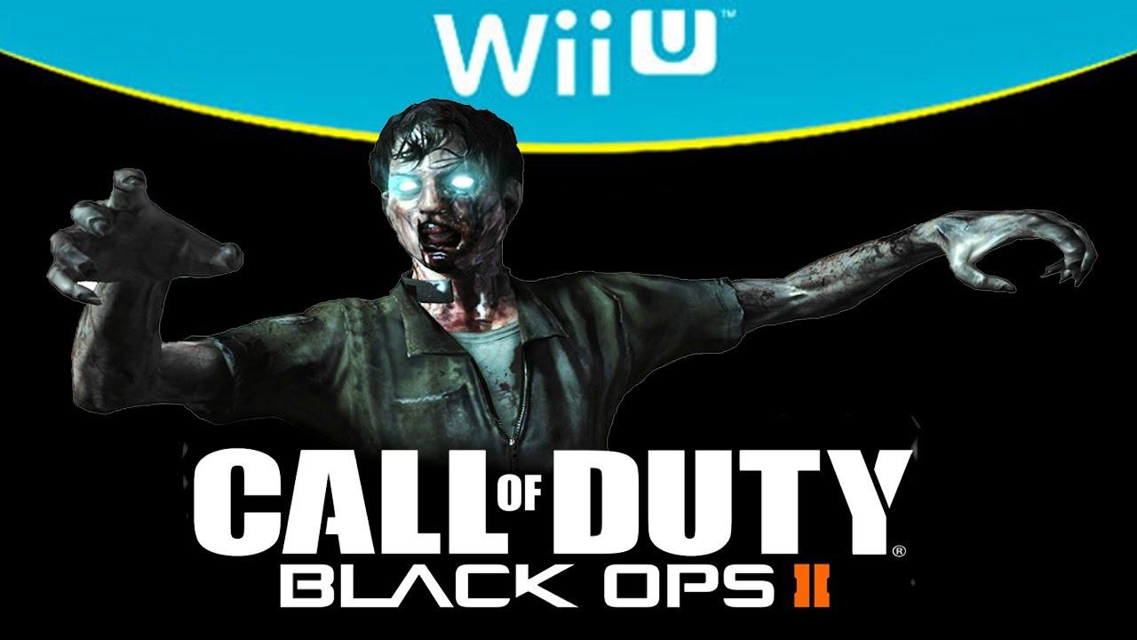Wii U Black Ops 2 Zombies : Test wii u black ops zombies gameplay en survie sur