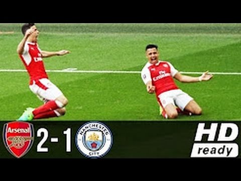 Download Arsenal vs Manchester City 2-1 All Goals & Highlights - FA CUP  23/04/2017