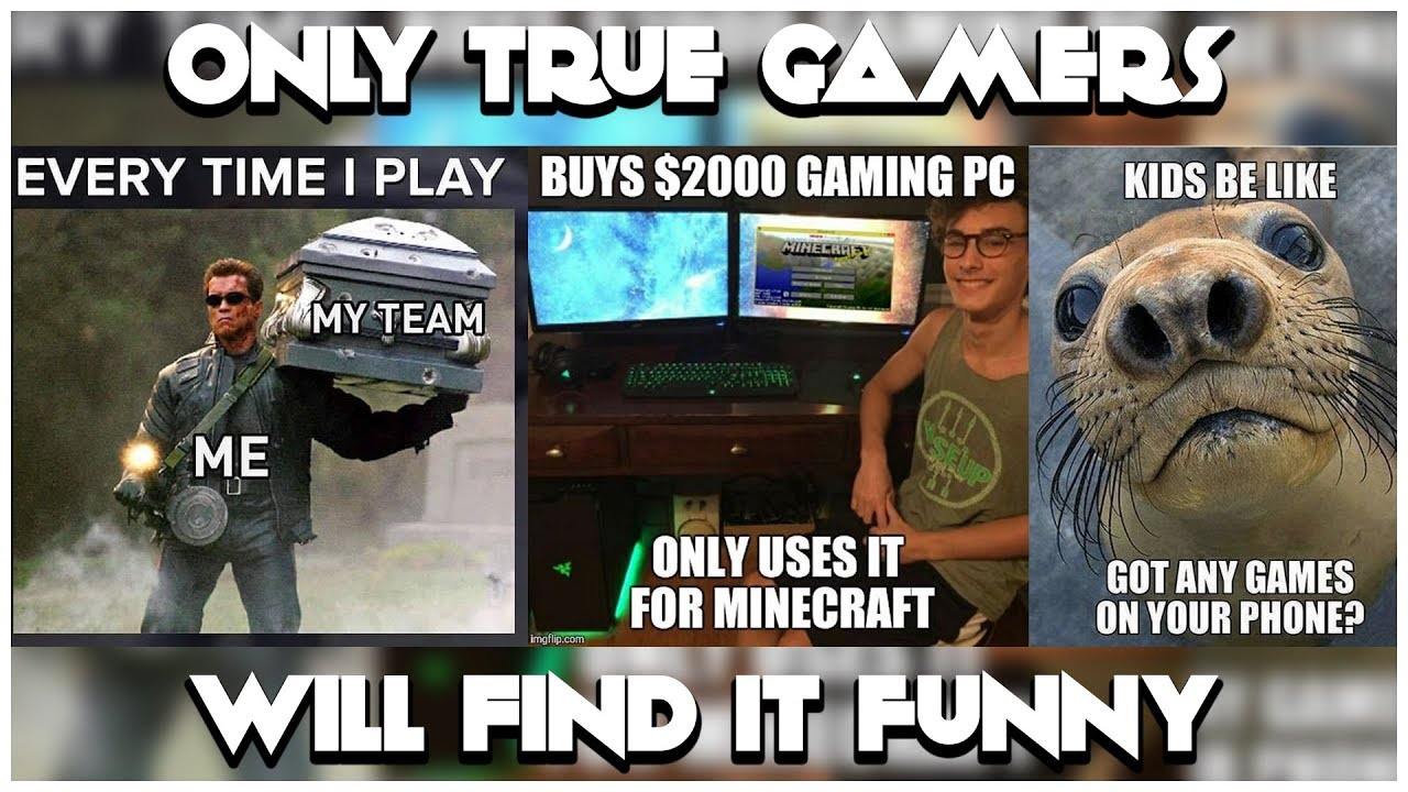 Gaming Memes Only True Gamers Will Understand Youtube