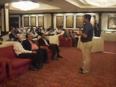 Clip-1 Santosh K, General Manager South Asia, Capital Safety Group