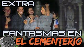 ► Fantasmas en el Cementerio | EXTRA thumbnail