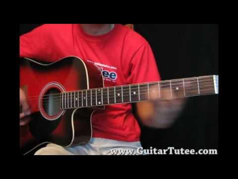 The Script - Breakeven, by www.Guitartutee.com